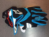 Alpinestars Dual Gloves Black Blue