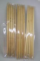 Sokken naalden 20 cm bamboe