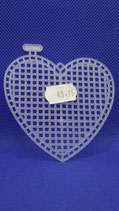 Plastic borduur stramien hart