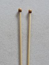 Bamboe breinaalden 40cm