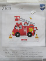 Borduur pakket brandweer auto
