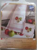 Borduur pakket pannenlap appel