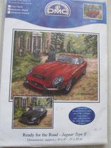 Borduur pakket Jaguar E type