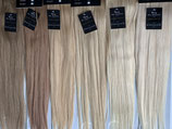 Clip In Extensions  55-60 cm 140 Gramm Blond