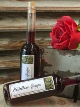 Heidelbeer-Grappa