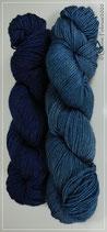 Blau, semi-solid Yak