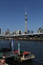 東京の舟運ツアーガイド養成研修