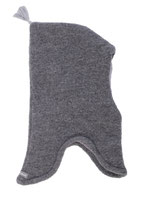 Schalmütze JUN grey