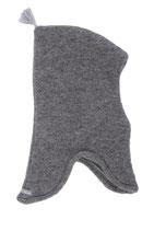 Schalmütze LOU grey
