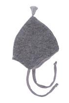 Mütze Jun Grey