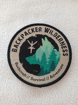 Patch Backpacker Wilderness 2021 - 010 coyote
