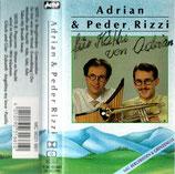 Adrian & Peder Rizzi (Panflöte + Trompete)