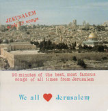 JERUSALEM - 90 minutes of the best most famous 28 songs of all times from Jeruslaem - MC