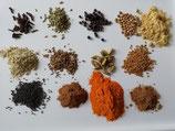 Curry de Madagascar (fabrication artisanale) en sachet de 100g