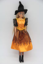 Simba Steffi Love Puppe Barbie Hexe Witch Halloween