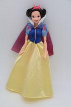 Disney Mattel 2013 Barbie Schneewittchen mit Schleife im Haar
