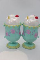 Cupcakes Ice Cream Sundae Vanity Playset Spielset