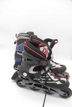 Schlittschuhe Tackla + Inliner Inlineskates Mota Speed K2 Fitness