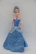 Disney Princess Zauberleuchten Cinderella X3960 Puppe Licht Sound