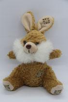 Kuscheltier brauner Hase