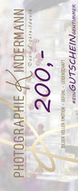 Wertgutschein 200,- Euro
