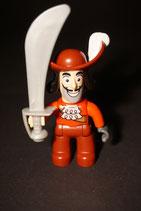 Duplo Nimmerland Captain Hook