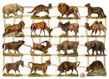CROMOS ANIMALES VARIOS 7276