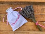 Lavendelsäckchen weiß/rosa
