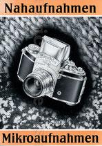 Nahaufnahmen Mikroaufnahmen, Exakta Varex VX
