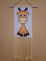 Wandkleed Giraf