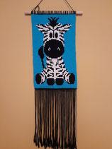 Wandkleed Zebra