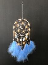 Dromenvanger blauw met ledverlichting