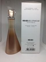 Probador de Perfume Kenzo Jeau Amour 50ml DAMA