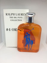 Probador de Ralph Lauren Big Pony 4 100ml CABALLERO