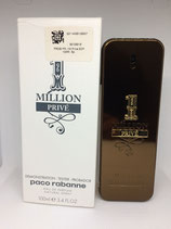 Probador de One Million Prive 100ml CAB