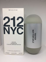 Probador de 212 Carolina Herrera 100ml DAM