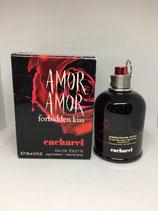 Probador de Perfume Cacharel Amor Amor Forbbiden Kiss  100ml DAMA