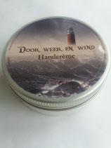 SCHOON&ZEEP, handcrème 'door weer en wind'.