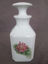 BOUTEILLE DE PARFUM en porcelaine