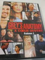 GREY'S ANATOMY – LE FILM – à Cœur ouvert saison 1 - DVD