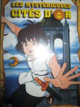 LES MYSTERIEUSES CITES D'OR – Le DVD