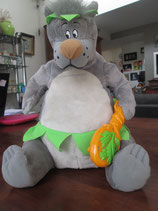 OURS BALOO INTERACTIF – Peluche Vintage