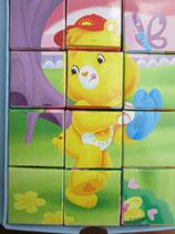 LIVRE PUZZLE – Les Bisounours et la ronde des couleurs