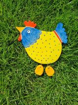 Vrolijke kip