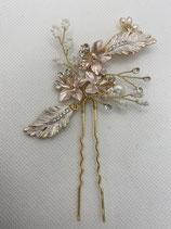 Haarnadel Blüte