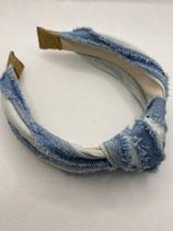 Haarreif Jeans mit Konten