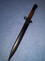 Belgien M1949 Export Bajonett, nummern Gleich