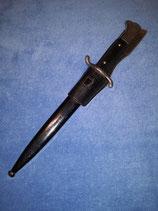 Ausgehseitengewehr  3.Reich Feuerwehr Faschinenmesser , Seitengewehr kurze Version