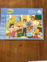 Bibi Blocksberg  Puzzle 104 Teile