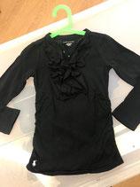 Top Langarmshirt mit tollen Details von Polo Ralph Lauren Gr 110 top Zustand